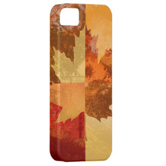 Autumn Maple Leaf iPhone 5 Case