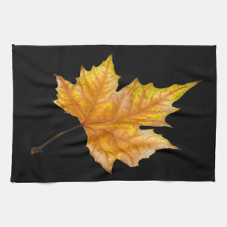 Autumn Maple Leaf Kitchen Towel