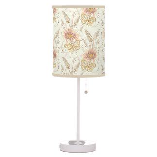 Autumn Meadow Table Lamp