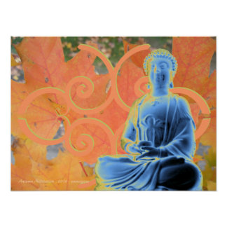 Autumn Meditation Print