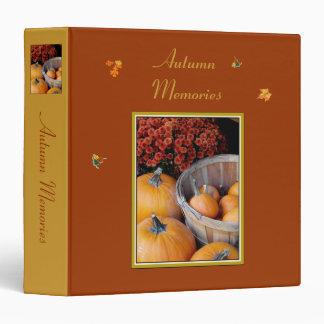 'Autumn Memories' Binder/Album Binders