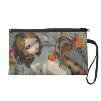 """Autumn Mermaid"" Wristlet"