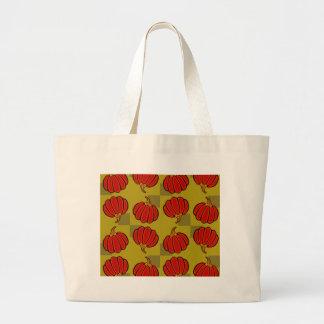 Autumn mood large tote bag