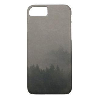 Autumn Moods Misty Forest Photo Art Nature Scene iPhone 8/7 Case
