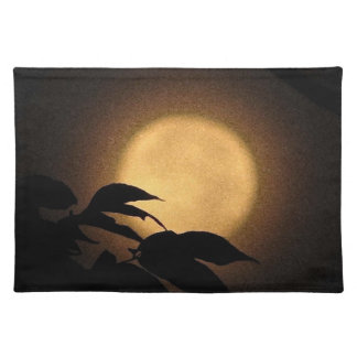 Autumn Moon Placemats