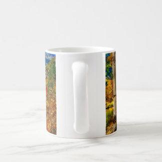 Autumn Moves Into The Mountains. Coffee Mug