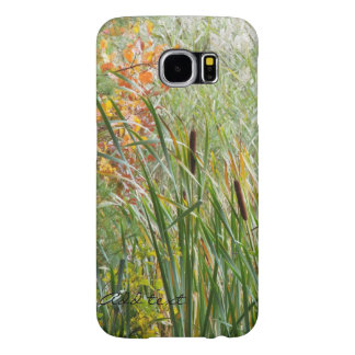 autumn nature galaxy 6 case