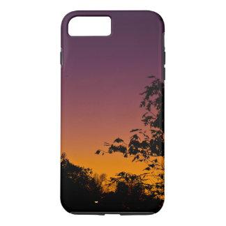 Autumn Night Sky iPhone/iPad Case by RoseWrites