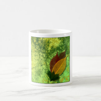 Autumn nostalgia basic white mug