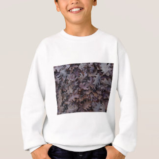 Autumn Oak Leaves Sweatshirt