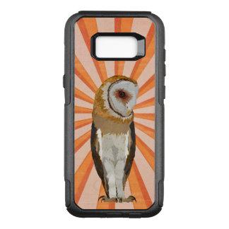 AUTUMN OWL OtterBox COMMUTER SAMSUNG GALAXY S8+ CASE