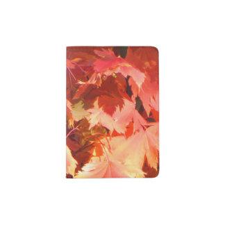 Autumn Passport Holder