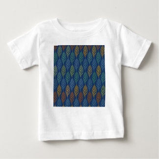 Autumn pattern a baby T-Shirt
