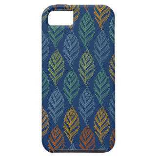 Autumn pattern a case for the iPhone 5