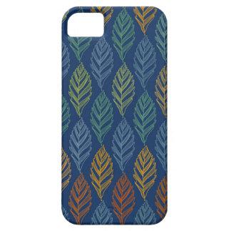Autumn pattern a iPhone 5 case