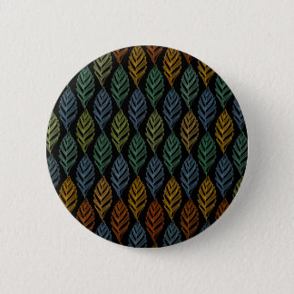 Autumn pattern b 2 inch round button