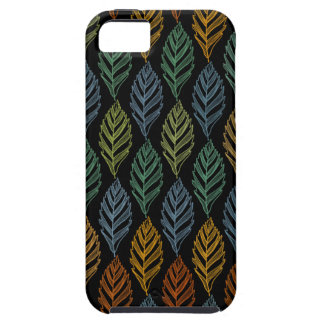 Autumn pattern b case for the iPhone 5