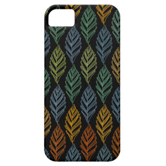Autumn pattern b iPhone 5 cover