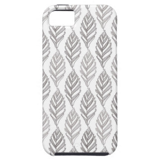Autumn pattern case for the iPhone 5
