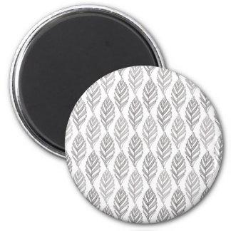 Autumn pattern magnet