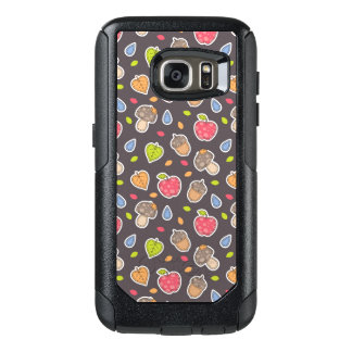 autumn pattern OtterBox samsung galaxy s7 case