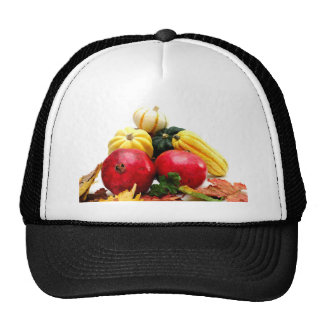 Autumn Produce Trucker Hat