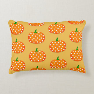 Autumn Pumpkin Pillow