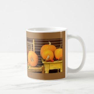 Autumn Pumpkins Coffee Mug
