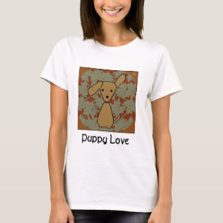 Autumn Pup Women's T-shirt