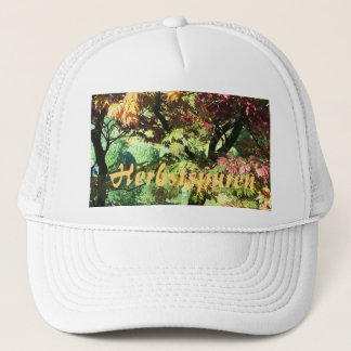 Autumn-pure Trucker Hat