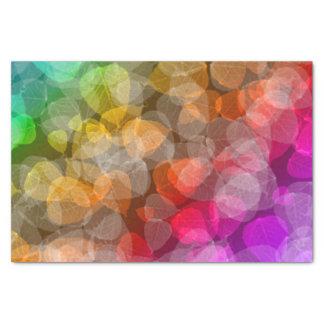 Autumn Rainbow Tissue Paper