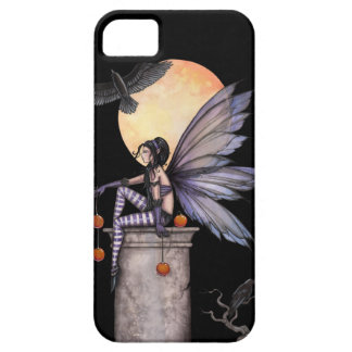 Autumn Raven Gothic Fairy Fantasy Art iPhone 5 Covers