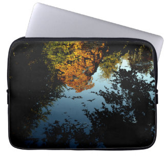 Autumn Reflections Laptop Sleeve