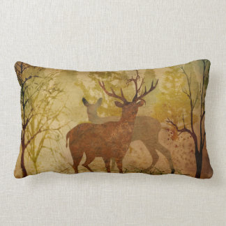 Autumn Reign Lumbar Pillow