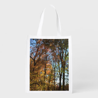Autumn Reusable Grocery Bags