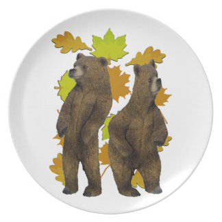 Autumn Rush Plate