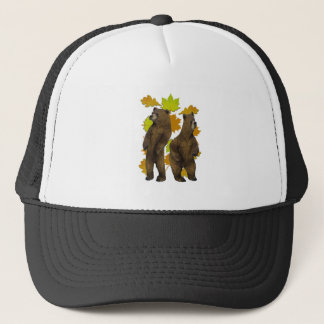 Autumn Rush Trucker Hat
