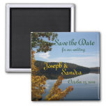 Autumn Save the Date Magnets