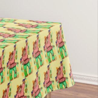 AUTUMN SCARECROW tablecloth