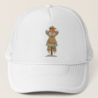 Autumn Scarecrows · Scarecrow 2 Trucker Hat