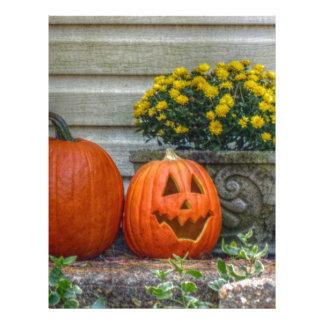 Autumn Scene Letterhead