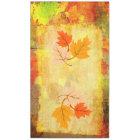 Autumn Season Table Cloth