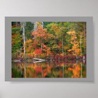 Autumn Serenity Poster