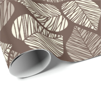 Autumn Shades Wrapping Paper