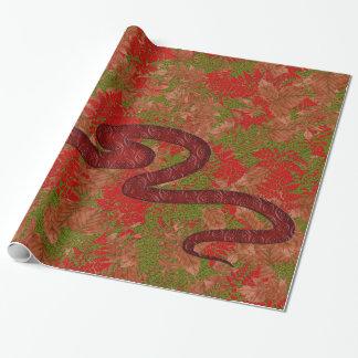 Autumn snake