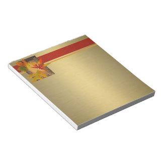 Autumn Solstice Notepad