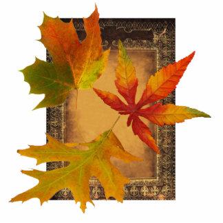 Autumn Solstice Ornament Photo Sculpture Ornament