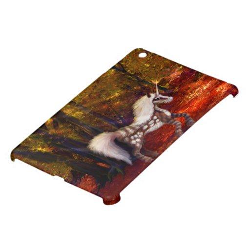Autumn Spotted Unicorn Cover For The iPad Mini