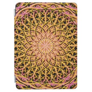 Autumn Star Mandala iPad Air Cover