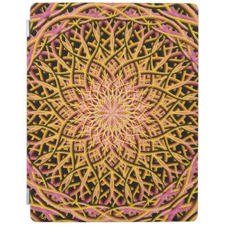 Autumn Star Mandala iPad Cover